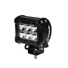 "4"" 18W LED ATV Off Road Light Bar UTV Lights CREE LED working Light bar 4''"