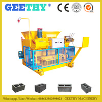 QMY6-25 egg laying block machine china