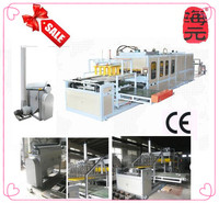 High Capacity PS Foam Food Container Making Machine