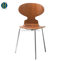 Stackable bentwood chair ant chair for restaurant
