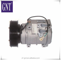 excavator 10S17C 8PK spare parts for air conditioner compressor