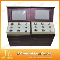 diamond microdermabrasion tips used on home spa equipment