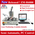 BGA Machine For Repair The PCB Motherboard With Desoldering, Mounting And Soldering ZM-R6000 Seamark