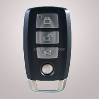 Best Sell Duplicate Gate Remote Control Portable 4 keys RF Remote Control 433mhz