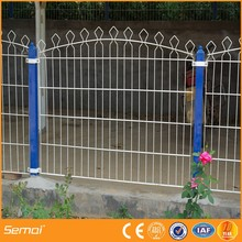 Cheap garden gates electric fence plastic post vegetable garden fencing (China manufacturer ISO9001)
