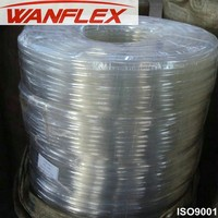 2015 On Sale Flexible Transparent/Clear PVC Vinyl Tube For Liquid Delivery