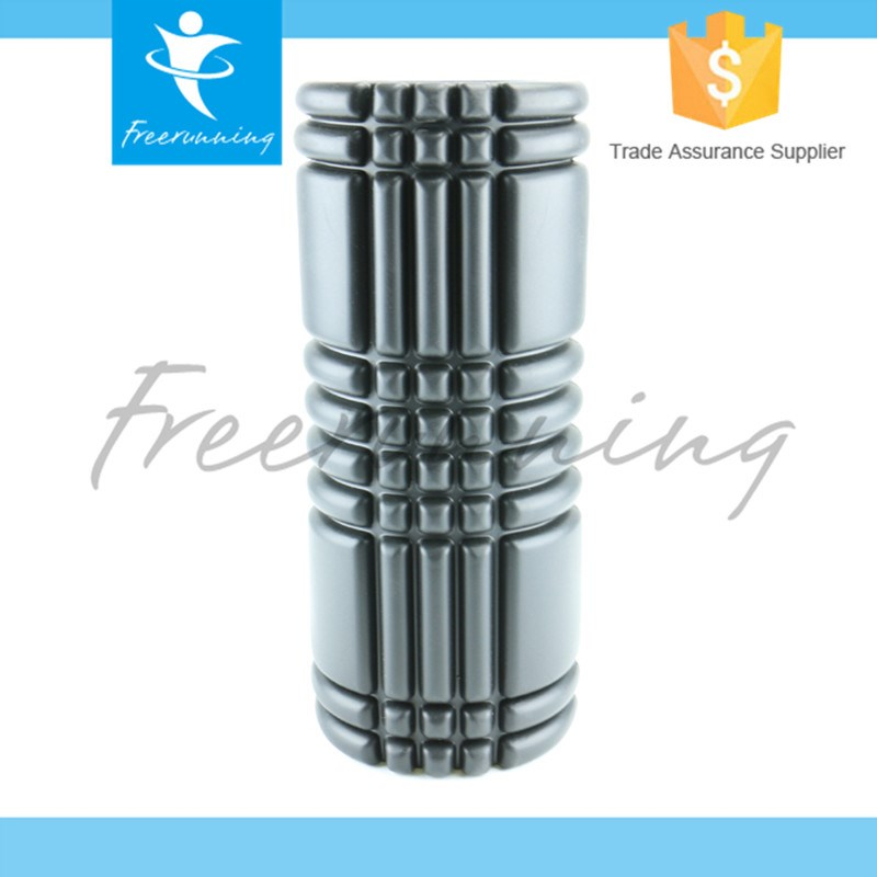 New Coming Exercise Pliates Grid Hollow EVA Foam Roller