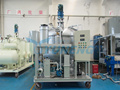 Used Black Engine Oil Refining Plant YNZSY Series
