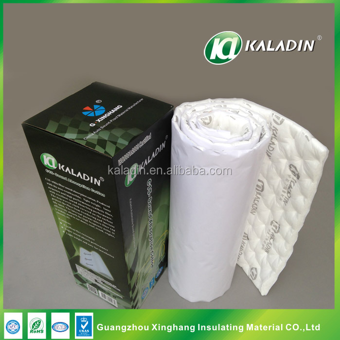 High quality car and construction sound insulation for sale