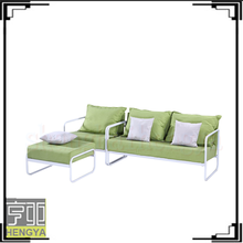 Europe garden outdoor modern living room sofa design 2017