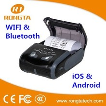 POS system/android/ios support high priting speed 58mm mini portable receipt printer