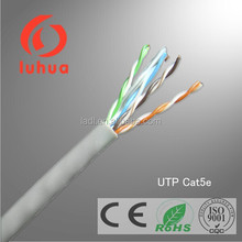 8 Number of Conductors and Cat 5e Type cable utp cat5e