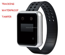 personal gps tracking bracelet for emergency help anti-lost smart watch for elderly