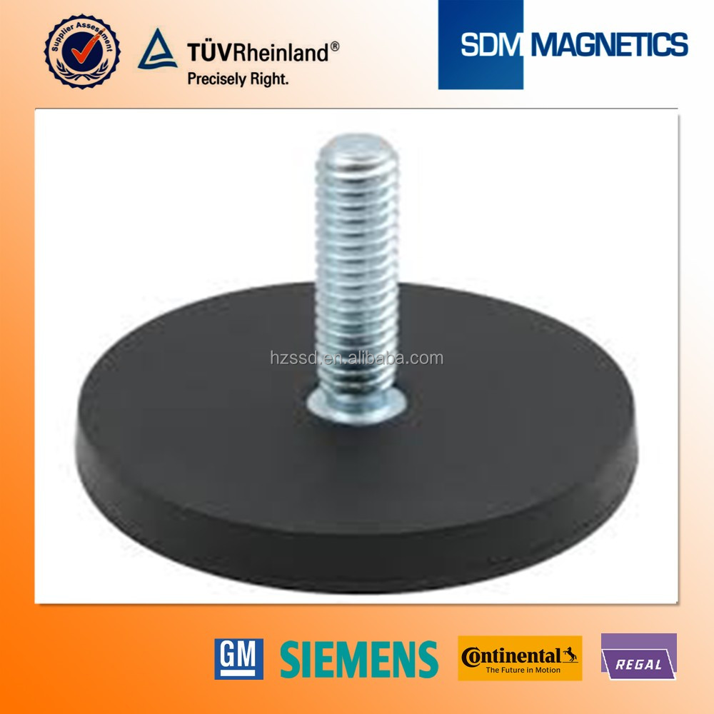 14 Years Experience high quality Rubber Magnets with ISO/TS16949