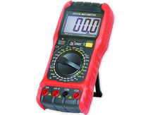 Electronic pocket Handheld DMM Digital Multimeter Red with Multifunction an USB interface ,professional manufaturer