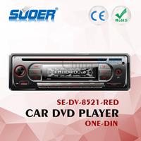 Suoer Low Price Single Din Multimedia Car DVD Player with CE&ROHS