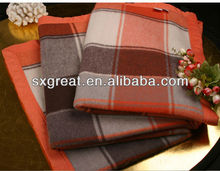korean blankets wholesale plaid wool blanket
