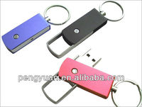 customized swivel stainless usb3.0 flash drive ,promotional gift metal usb 3.0 flash disk