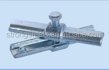 BS1139 EN74 scaffold accessories bone joint/scaffolding connector/joint pin