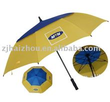 "30"" promotional golf umbrellla(windproof )"