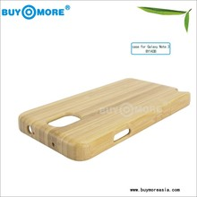 factory price wood filp back cover for samsung galaxy s4