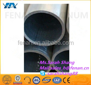 Professional china aluminum supplier tube anodised oxidation color T6 etc aluminum alloy tube/pipe price