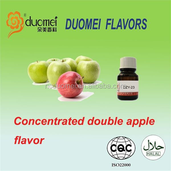 Concentrate flavoring double apple flavor for hookah