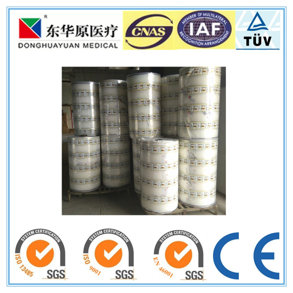 TCM plastic packing film