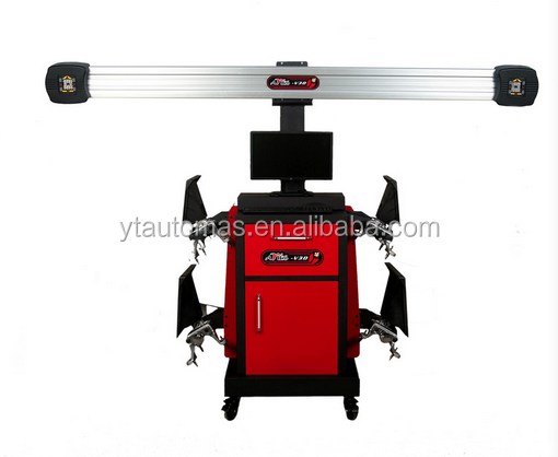 3D Truck wheel alignment machine
