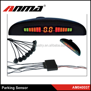 Car LED Parking Sensor Monitor Distance Control Sensor