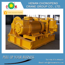 Stong 5 ton piling winch used for piling driving machine