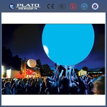 giant inflatable wifi led zygote ball, concert inflatable balls