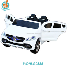 WDHLG9388 24V Strong Ride On, Two Seats Toy Car, With Led Lights Battery Operated, Eva Wheel Optional Kids Ride