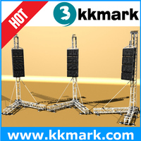 Speaker truss projects, Speaker Lift Truss System