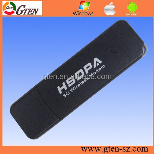 7.2M wcdma usb dongle tested 3g modem for IPTV stb