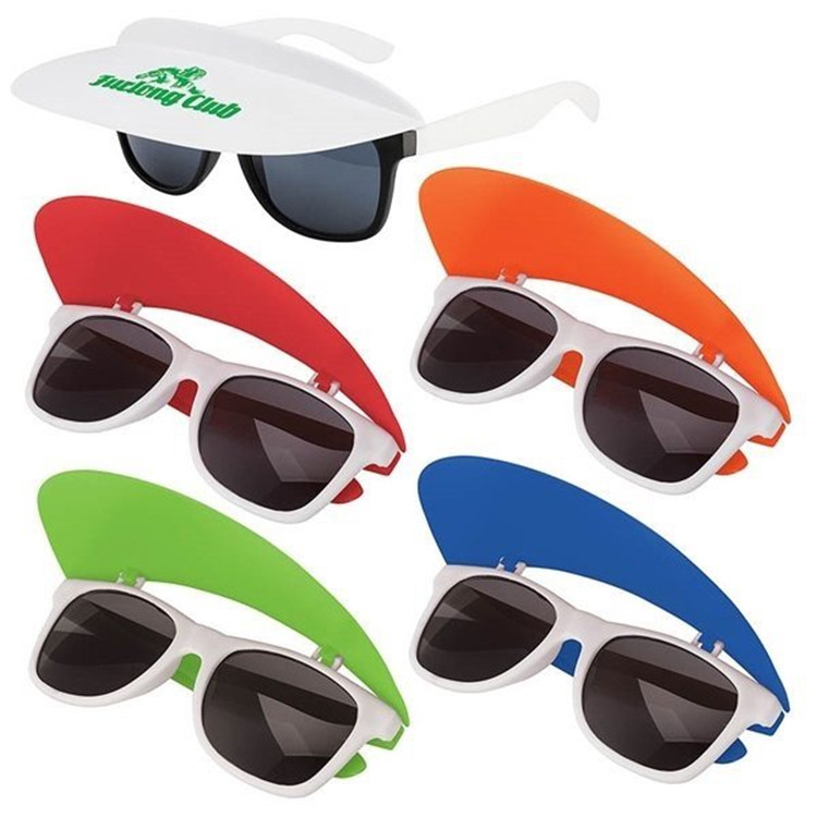 Hot custom sunglasses Cat eye mirror Sun Glasses,key west visor sunglasses