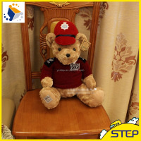 New Design Custom Wholesale Police Teddy Bear Stuffed Bear Toys Promotion Gifts ST1632612