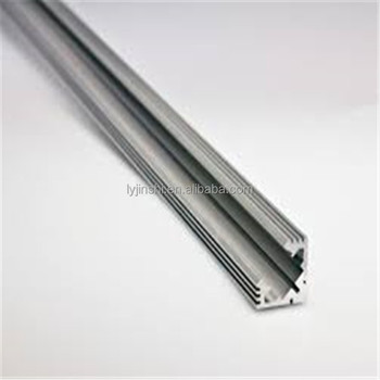 Professional aluminum profile manufacturer with high quality