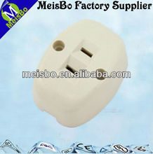 10A 250V American surface mounted electric meter socket