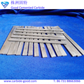 Wood Cutting Use YG6 Cemented Carbide Strips Flat