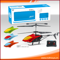 Easy to fly 2ch remote control helicopter model crafts for kids