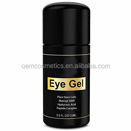 Super Eye Gel Cream for Puffiness, Dark Circles, Wrinkles & Bags - The most effective eye gel -All Natural Ingredients