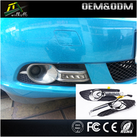 Auto accessory 12V Super Bright Daytime running light For mitsubishi Lancer Ex 2010 - 2012 led drl