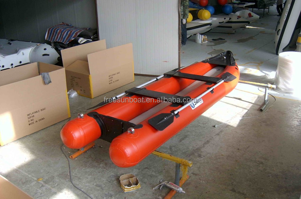 3 person sea power kayak