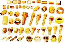brass molded inserts & threaded inserts