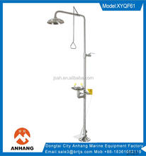 stainless steel wall mounted shower eye washer eyewash station,eye baths machine with cheap price