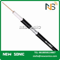 2016 Best Quality RG6 Coax Cable RG 59 Efficient Flexible RG58 RG59 RG6 RG11 Coaxial Cable