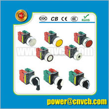 Emergency Stop Elevator Push Button Switch with CE