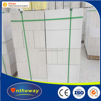hot sale new type building blocks lightweight concrete foaming