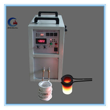 5kg mini gold melting induction furnace